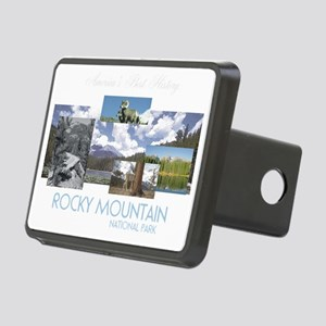 rockymtntran Rectangular Hitch Cover
