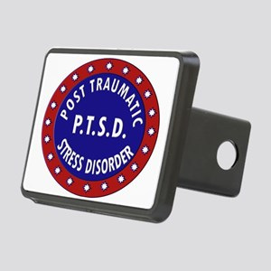 P.T.S.D. BADGES Hitch Cover