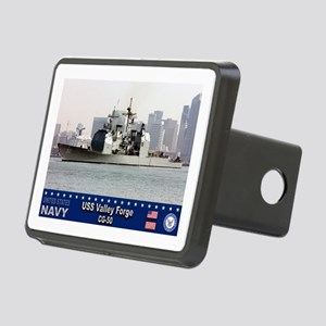 USS Valley Forge CG-50 Rectangular Hitch Cover