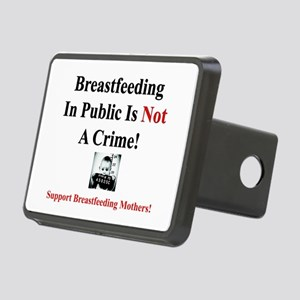 It's Not A Crime! Rectangular Hitch Cover
