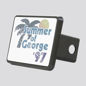 Summer of George Rectangular Hitch Cover