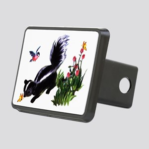 skunk Rectangular Hitch Cover