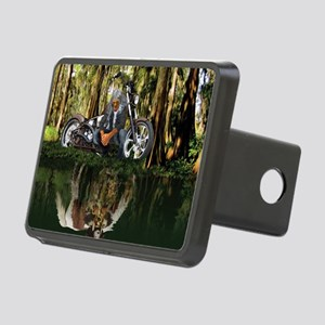 Native Reflections Rectangular Hitch Cover