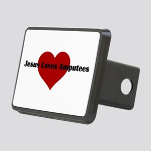 Jesus Loves Amputees Hitch Cover