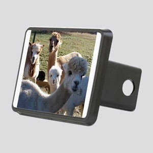 ALPACA FAMILY PORTRAIT III Hitch Cover