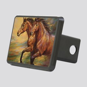 Mystic Melody Rectangular Hitch Cover