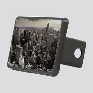 New York Skyscraper Vintage Hitch Cover
