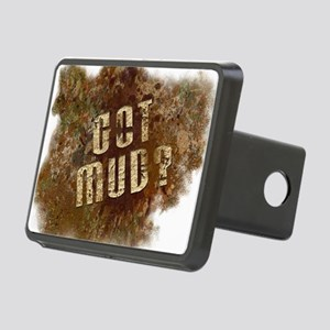 Got Mud? Rectangular Hitch Cover