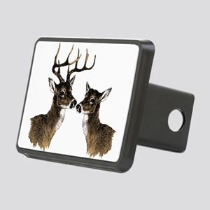 Buck and Doe Hitch Cover