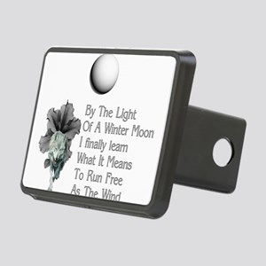 wolf01x Rectangular Hitch Cover