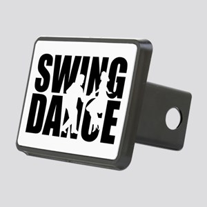 Swing dance Rectangular Hitch Cover