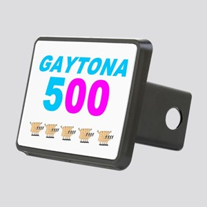 GAYTONA 500 Rectangular Hitch Cover