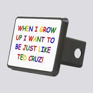 Ted Cruz when i grow up Hitch Cover