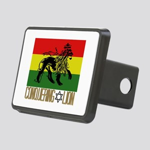 Conquering Lion Hitch Cover