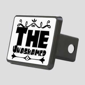The Unashamed Rectangular Hitch Cover