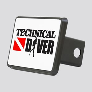 Technical Diver Hitch Cover