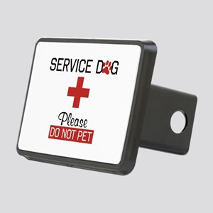 Service Dog Please Do Not Pet Hitch Cover