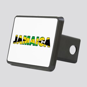Jamaica 001 Rectangular Hitch Cover