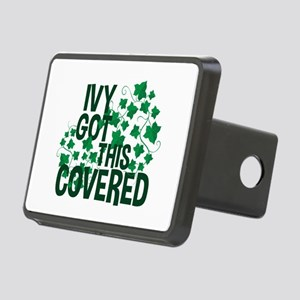 Ivy Covered Hitch Cover