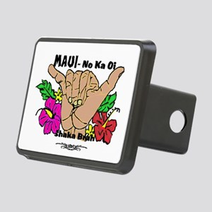 Maui No Ka Oi Rectangular Hitch Cover