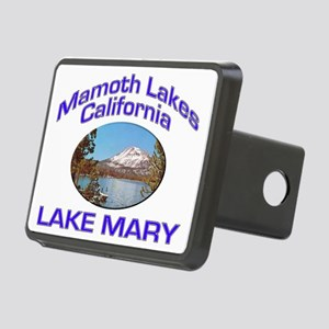 LAKEMARY Rectangular Hitch Cover