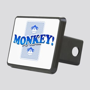 Monkey Rectangular Hitch Cover