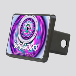 iSphere mousepad02 Rectangular Hitch Cover