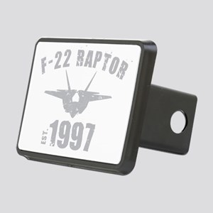 varsity-f22-97-gray Rectangular Hitch Cover