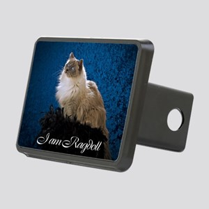 Zoey Mousepad Rectangular Hitch Cover