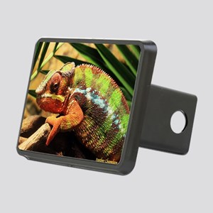Panther Chameleon Mousepad Rectangular Hitch Cover