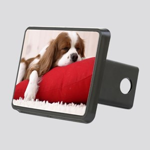 Spaniel mousepad Rectangular Hitch Cover