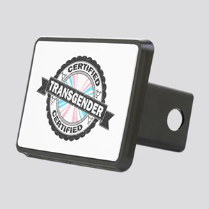 Certified Transgender Stam Rectangular Hitch Cover