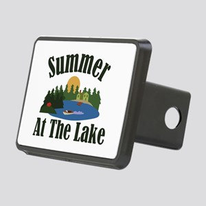 Summer At Lake Hitch Cover