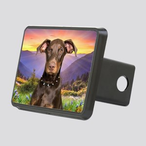 meadow(blanket) Rectangular Hitch Cover
