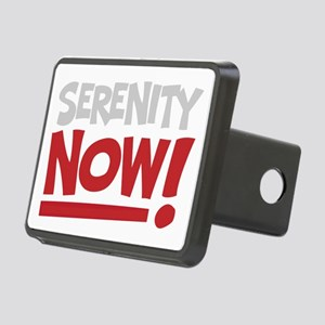Serenity Now! Rectangular Hitch Cover