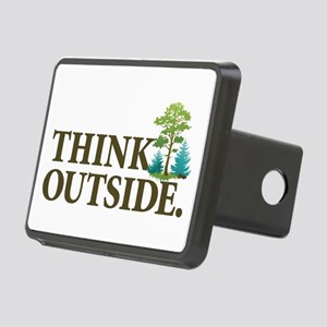 Think Outside Rectangular Hitch Cover