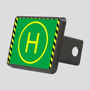 Heli Pad Rectangular Hitch Cover