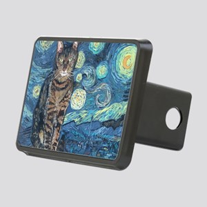 Mouse StarryCat Rectangular Hitch Cover