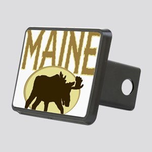 MaineMoose Rectangular Hitch Cover