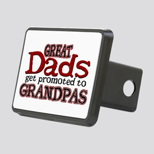 Grandpa Promotion Rectangular Hitch Cover