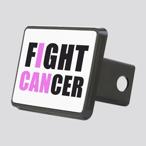 Fight Cancer Hitch Cover