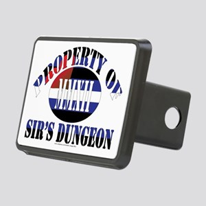 Sirs Dungeon Rectangular Hitch Cover