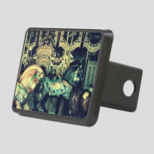 Carousel Rectangular Hitch Cover