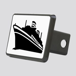 Cruise ship Rectangular Hitch Cover
