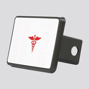 Respiratory Therapist Resp Rectangular Hitch Cover