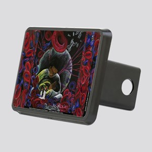 Sickle Cell Pain Awareness Rectangular Hitch Cover