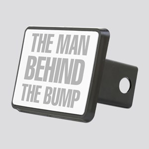 The Man Behind The Bump Rectangular Hitch Cover