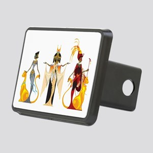 The Divas of Egypt Rectangular Hitch Cover