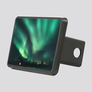 Aurora borealis - Hitch Cover