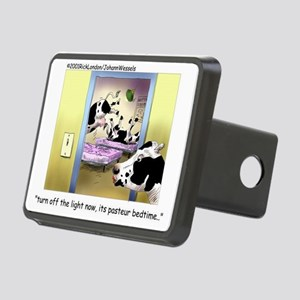 Pasteur Bedtime 4 Baby Cows Rectangular Hitch Cove